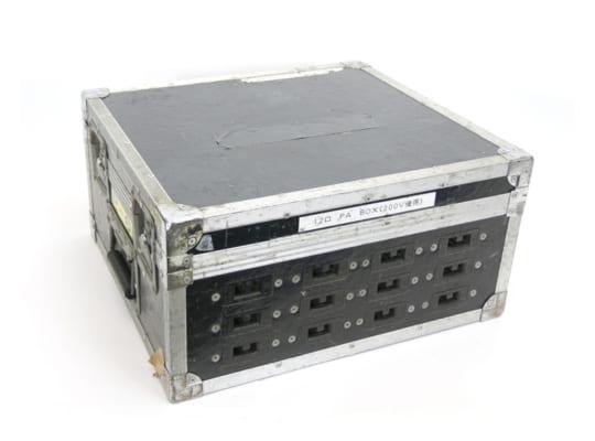 12口 200V 30A C型