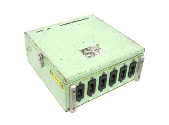 6口 100V 30A C型 三相四線用