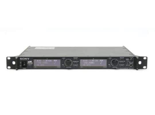 受信機 DWR-R02DN/G