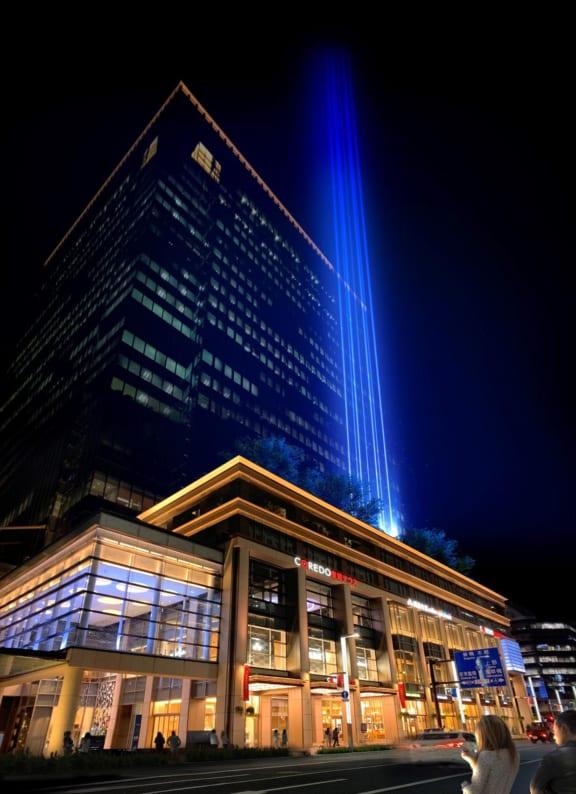 「光を上げよう!プロジェクト」に賛同・参加致します。
